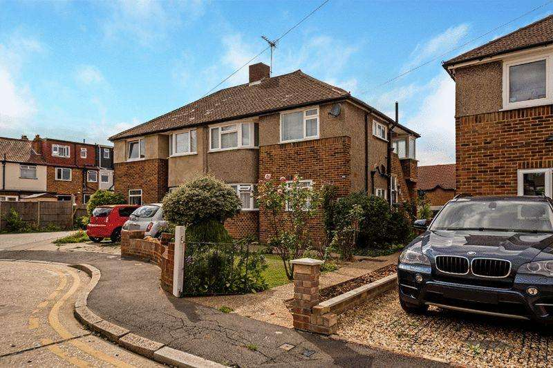 2 Bedrooms Apartment Flat for sale in Byards Croft, Streatham Vale, London
