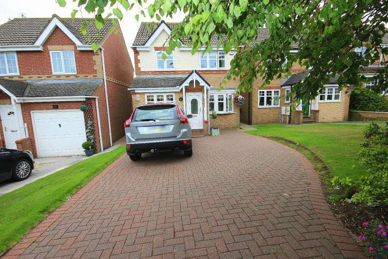 3 Bedrooms Detached House for sale in Hart Pastures, Hart, Hartlepool