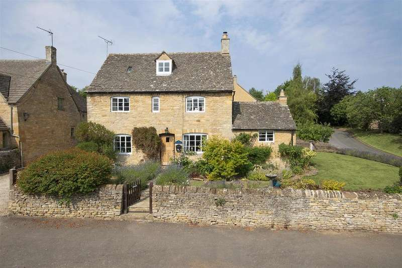 3 Bedrooms Detached House for sale in Longborough, Gloucestershire