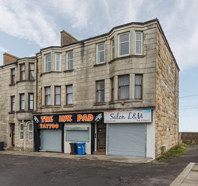 2 Bedrooms Flat for sale in Canal Street, Saltcoats, KA21 5HY