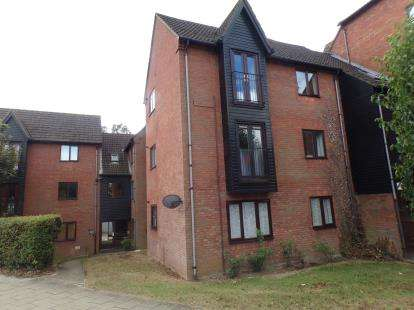 1 Bedroom Flat for sale in Hilbre Grange, Shakespeare Road, Bedford, Bedfordshire