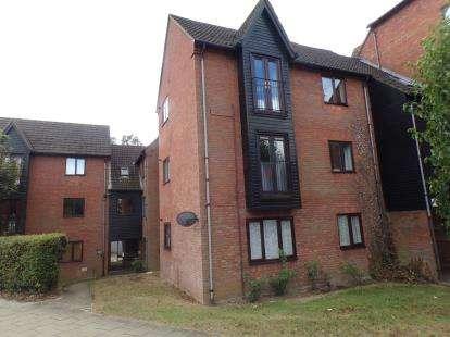 1 Bedroom Flat for sale in Hilbre Grange, Shakespeare Road, Bedford, Bedfordshire
