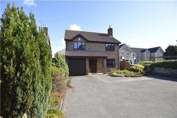 4 Bedrooms Detached House for sale in Watleys End Road, Winterbourne, BRISTOL, BS36 1PQ
