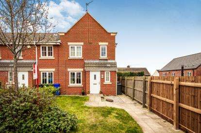 4 Bedrooms Semi Detached House for sale in Newbold Close, Dukinfield, Greater Manchester, United Kingdom