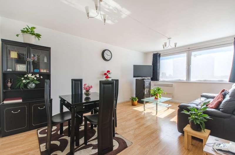 2 Bedrooms Flat for sale in Abinger Grove, Deptford, SE8
