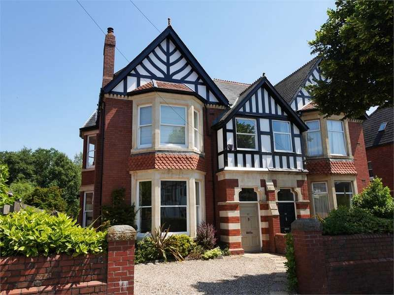 5 Bedrooms Semi Detached House for sale in Westbourne Road, Penarth