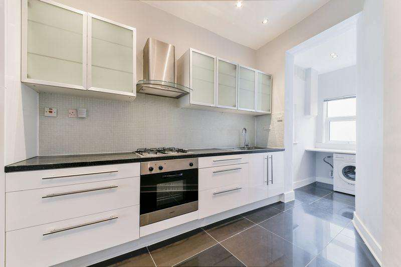2 Bedrooms Ground Flat for sale in Conyers Road, Streatham