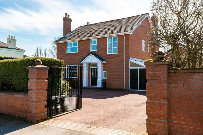 3 Bedrooms Detached House for sale in St Helens Road, Eccleston Park, Prescot