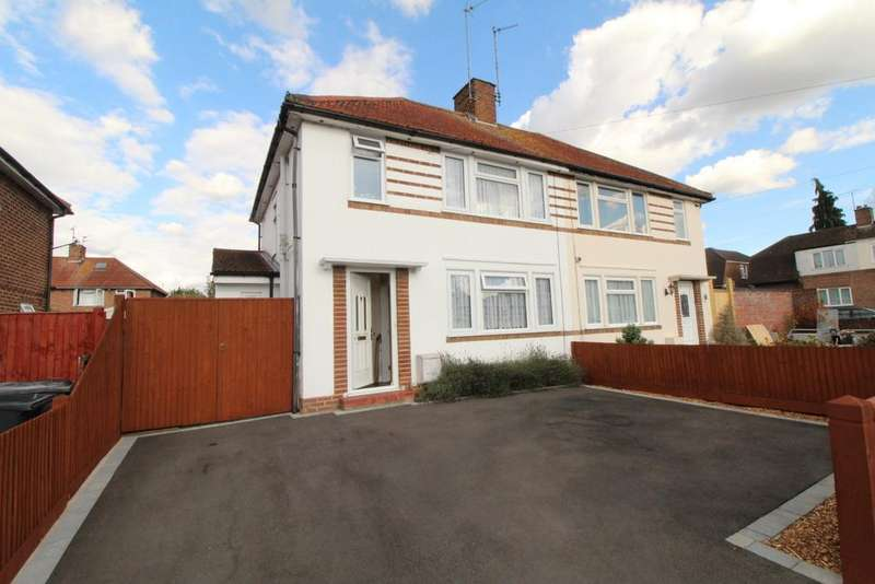 3 Bedrooms Semi Detached House for sale in Farrowdene Road, Reading, RG2 8SD