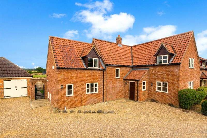 4 Bedrooms Detached House for sale in Parkers Place, Hanthorpe, Bourne, PE10