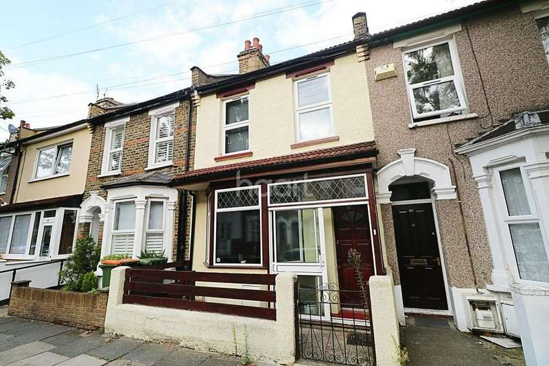 3 Bedrooms Terraced House for sale in HOLBROOK ROAD, LONDON, E15
