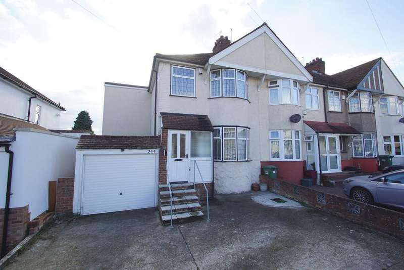 3 Bedrooms End Of Terrace House for sale in Northumberland Avenue, Welling, DA16