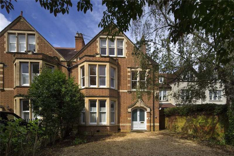 6 Bedrooms Detached House for sale in Lathbury Road, Oxford, OX2
