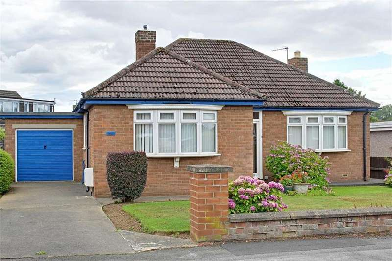2 Bedrooms Detached Bungalow for sale in Grange Crescent, Marton