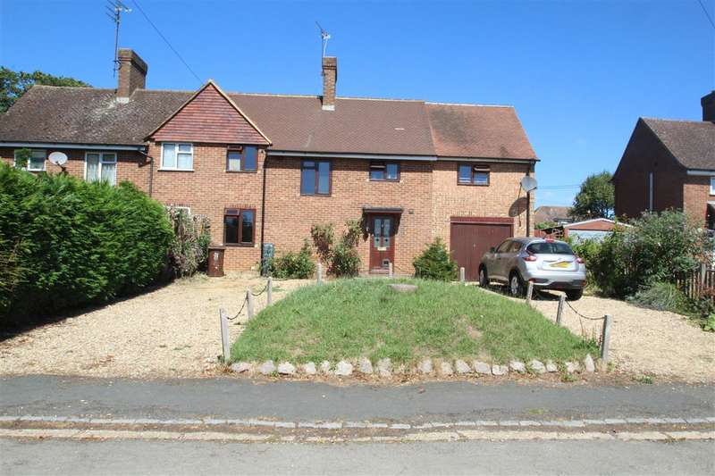 4 Bedrooms Semi Detached House for sale in North Hill, Dadford