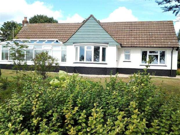 2 Bedrooms Detached Bungalow for sale in Rockenhayne Lane, Branscombe, Seaton, Devon