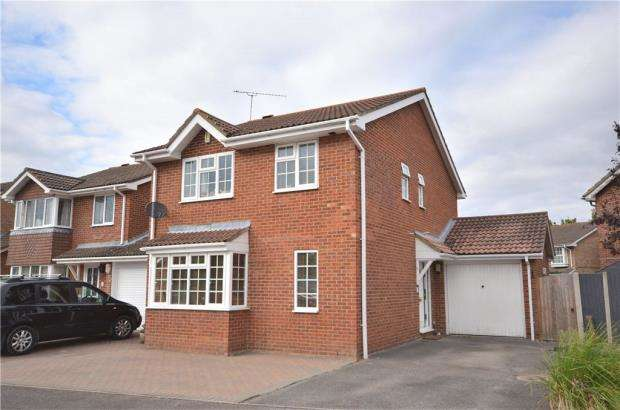 4 Bedrooms Detached House for sale in Beedon Drive, Easthampstead Grange, Bracknell