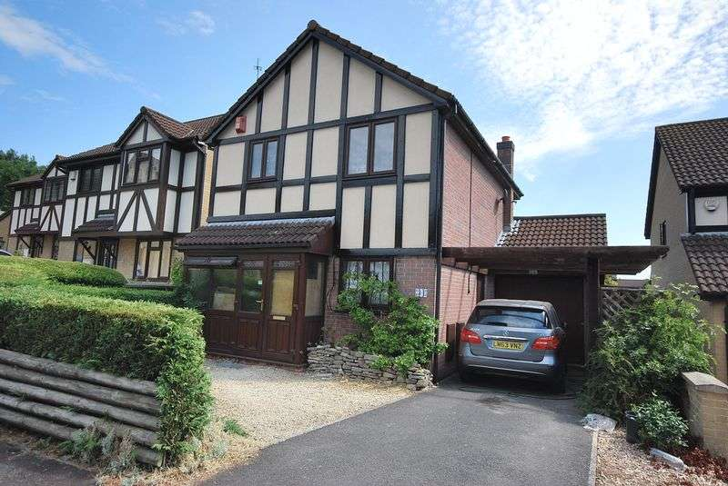 3 Bedrooms Property for sale in Palmers Close Barrs Court, Bristol