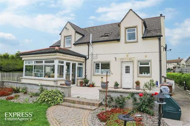 4 Bedrooms Detached House for sale in Blackstaff Road, Kircubbin, Newtownards, County Down