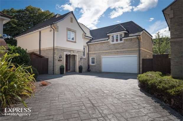 5 Bedrooms Detached House for sale in Macaulay Grange, Hazlehead, Aberdeen