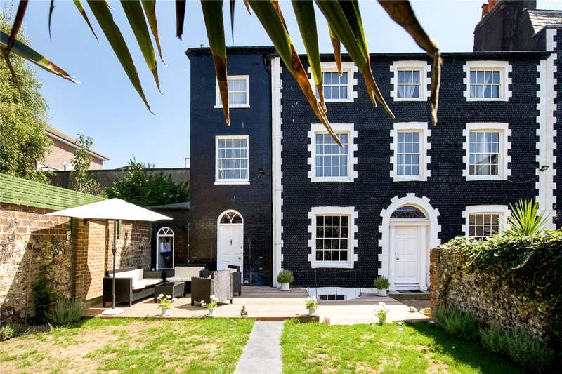 3 Bedrooms Mews House for sale in St. James's Place, Brighton, East Sussex, BN2