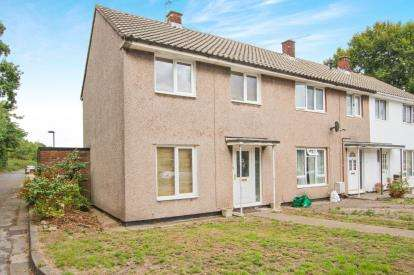 2 Bedrooms End Of Terrace House for sale in Blakeney Road, Patchway, Bristol, Gloucestershire