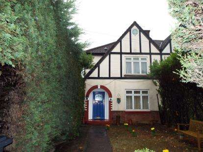 4 Bedrooms Semi Detached House for sale in Great Cambridge Road, Waltham Cross, Hertfordshire
