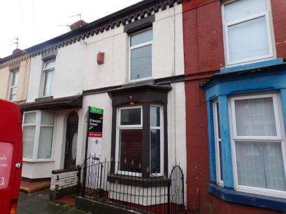 2 Bedrooms Terraced House for sale in Milton Road, Walton, Liverpool, Merseyside, L4