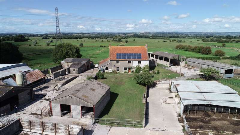 Farm Commercial for sale in Honeygar Lane, Westhay, Glastonbury, Somerset, BA6