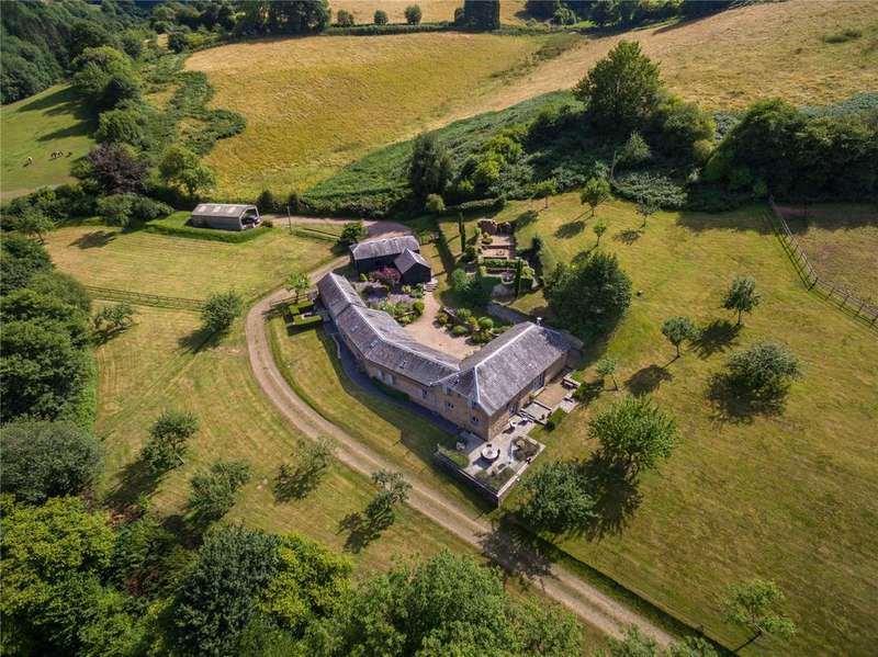 4 Bedrooms Detached House for sale in Leighland, Exmoor, Somerset, TA23