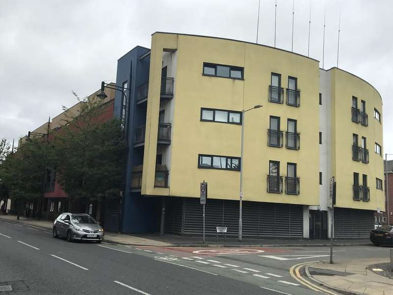 2 Bedrooms Apartment Flat for sale in Stretford Road, Manchester