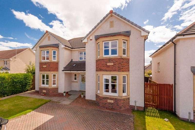 4 Bedrooms Detached House for sale in 28 Retreat Crescent, Dunbar, EH42 1GW