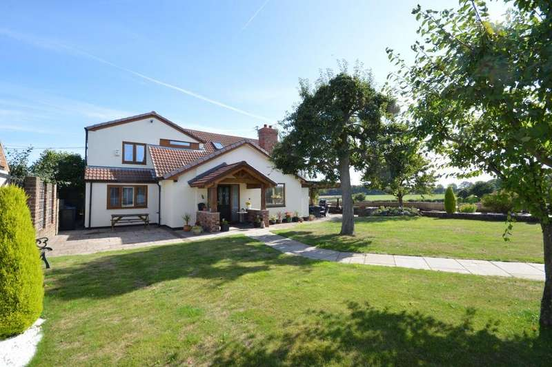 4 Bedrooms Detached House for sale in Coachmans Cottage, Chester Road, Daresbury