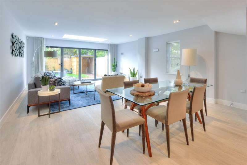 4 Bedrooms Semi Detached House for sale in Milton Place, Westbrook Place, Cambridge, CB4