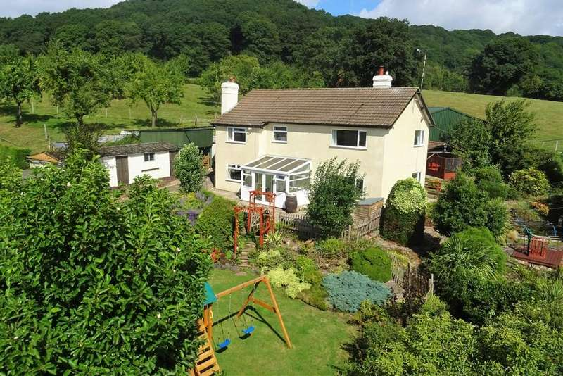 4 Bedrooms Farm House Character Property for sale in Tillington, Hereford, HR4
