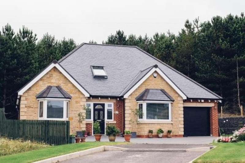 3 Bedrooms Detached Bungalow for sale in Adj. To Rose Villa, Seghill