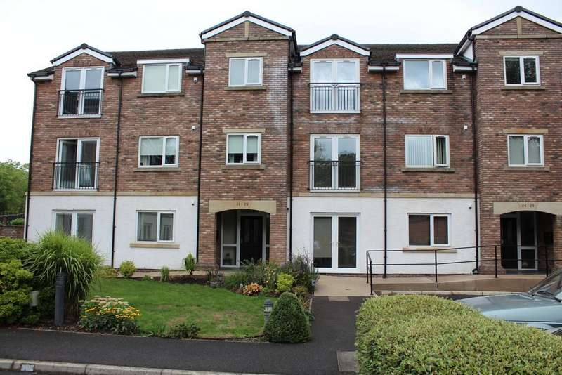 2 Bedrooms Apartment Flat for sale in Dellar Fold, Dellar Street, Rochdale
