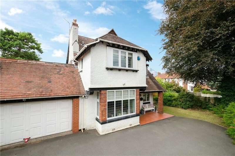 4 Bedrooms Detached House for sale in Radnor Road, Henleaze, Bristol, BS9