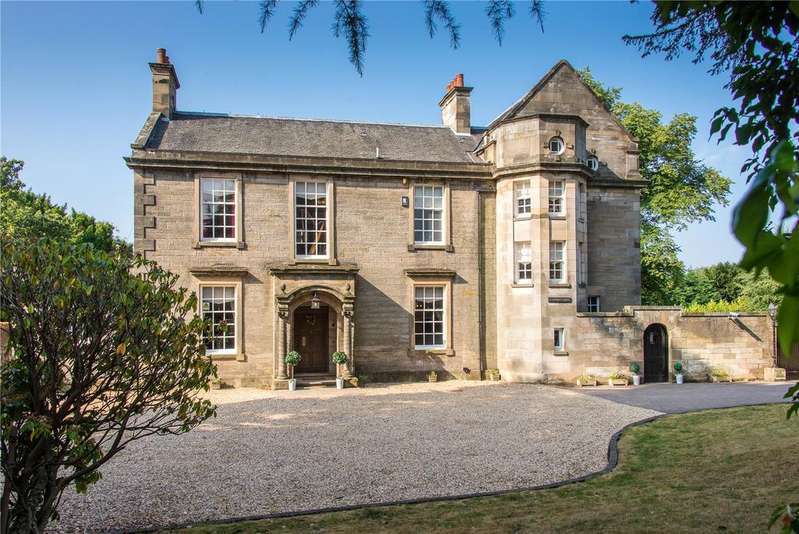 7 Bedrooms Detached House for sale in Claremont Grove, Claremont, Alloa, Clackmannanshire