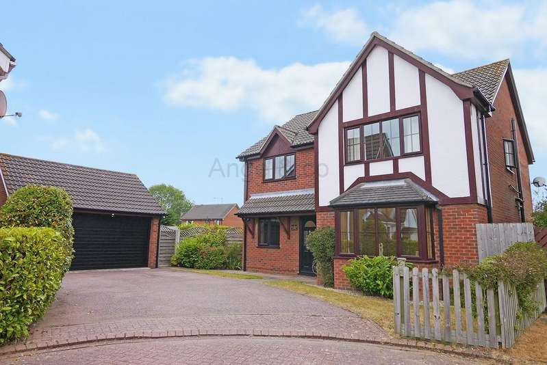 5 Bedrooms Detached House for sale in Seavert Close, Carlton Colville, Lowestoft