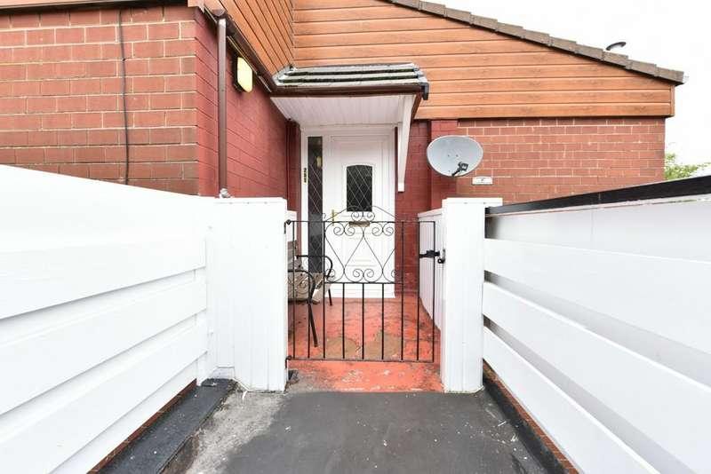 1 Bedroom Flat for sale in Waverley, Old Skelmersdale