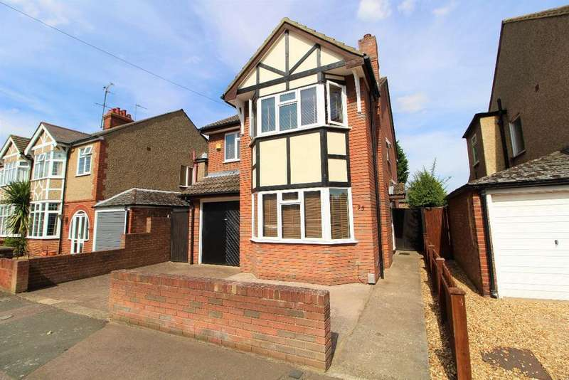 4 Bedrooms Detached House for sale in Foster Road, Kempston MK42