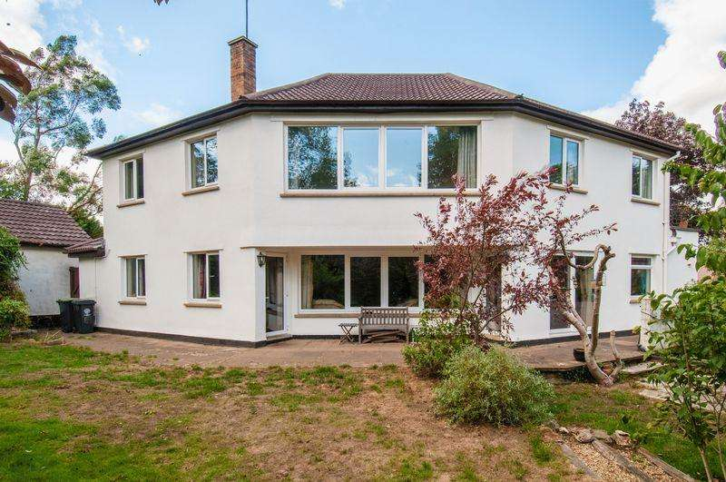 5 Bedrooms Detached House for sale in Scotsmere, Irthlingborough