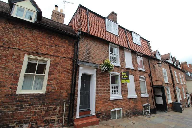3 Bedrooms Town House for sale in Claremont Hill, Shrewsbury