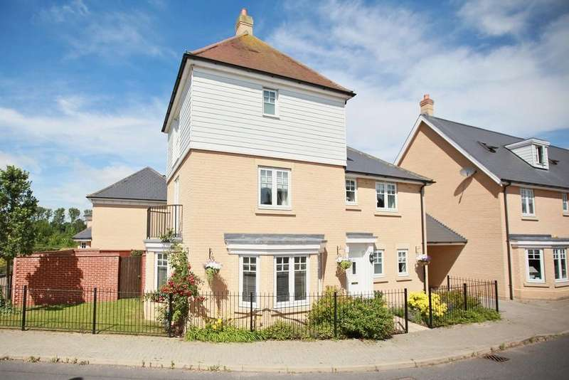 4 Bedrooms Detached House for sale in Great Horkesley, Colchester, CO6 4FH