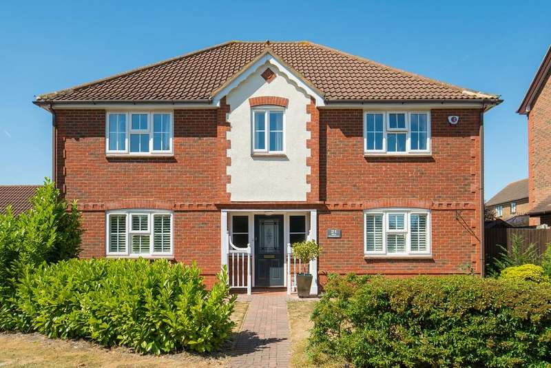 5 Bedrooms Detached House for sale in Mill Meadow, Langford, SG18