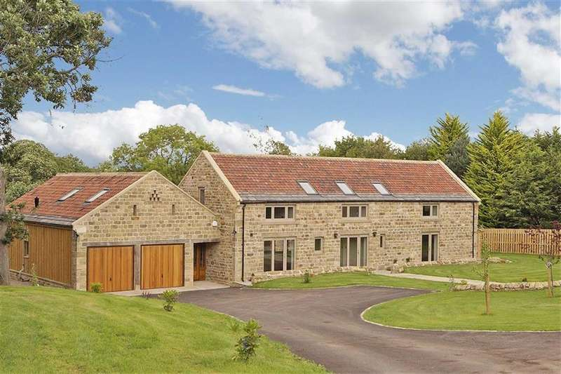 4 Bedrooms Barn Conversion Character Property for sale in Bishop Thornton, North Yorkshire