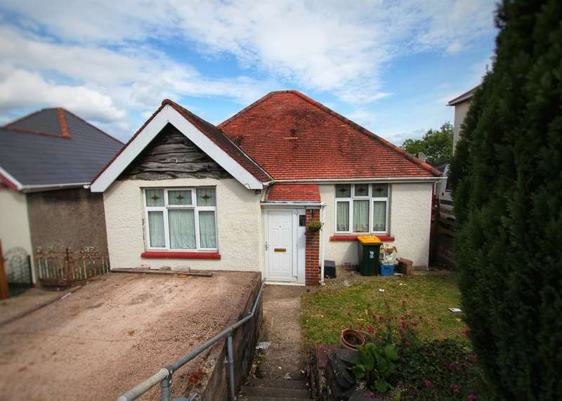 3 Bedrooms Detached Bungalow for sale in Caerleon Road, Newport