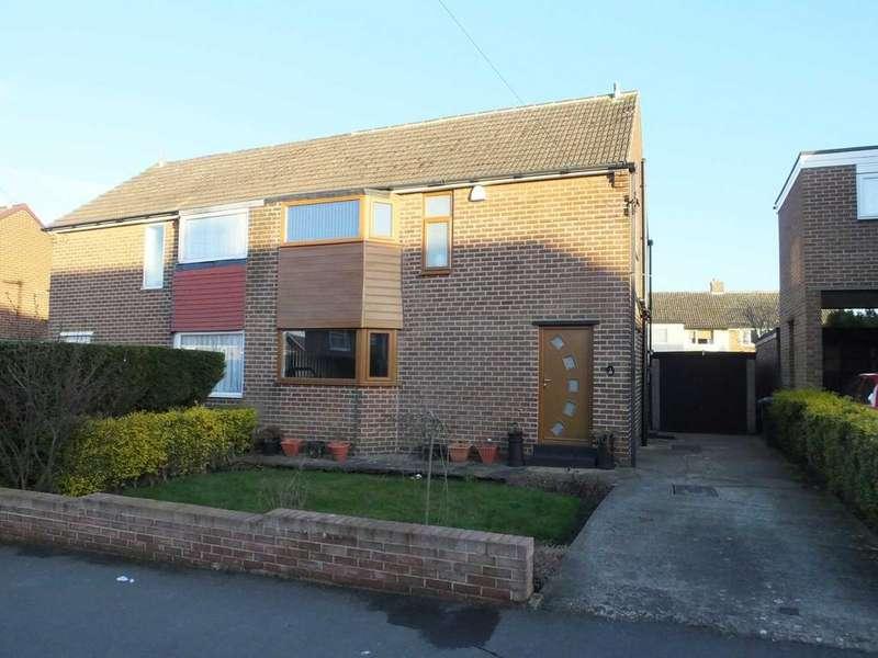 3 Bedrooms Semi Detached House for sale in Blackstock Crescent, Sheffield, S14 1AF