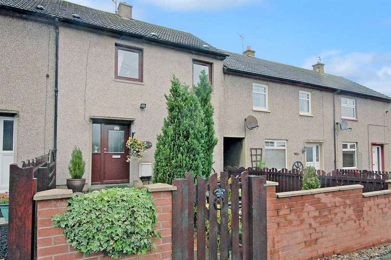 2 Bedrooms Terraced House for sale in Canmore Terrace, Dunfermline